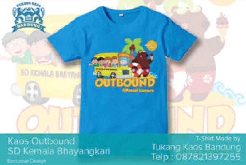 Kaos Outbound SD Kemala Bhayangkari 1