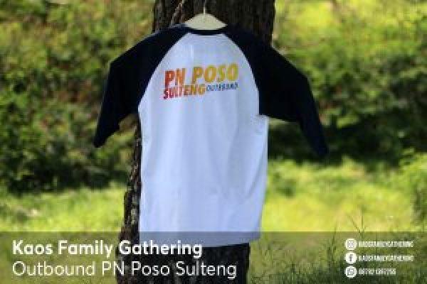 Kaos Family Gathering PN Poso Outbound 1