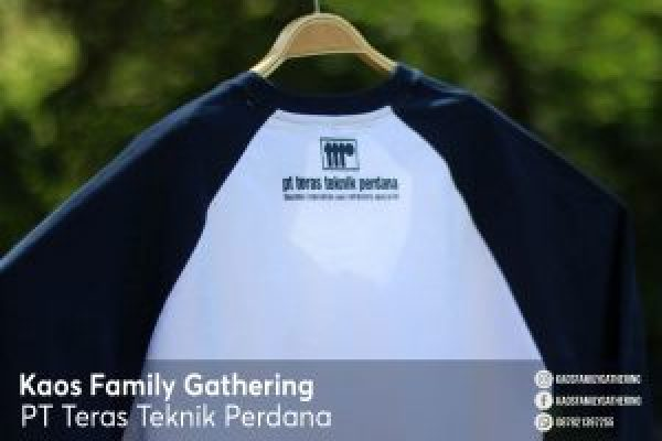 Kaos Family Gathering PT Teras Teknik Perdana 2