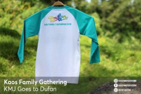 Kaos Family Gathering KMJ to Dufan 1