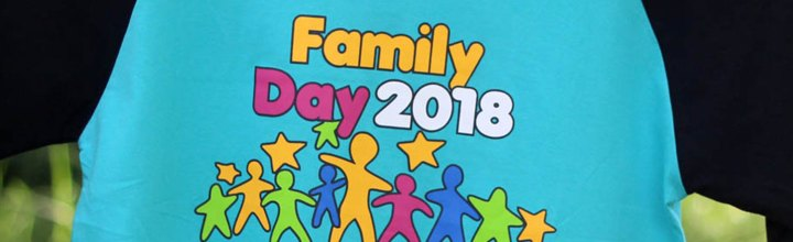 Kaos Family Day Molibu SPENSA 2018