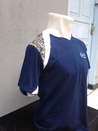 Kaos batik Argha