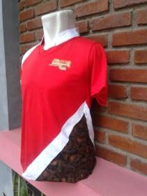 "Kaos Batik ""Bontang UKA"""
