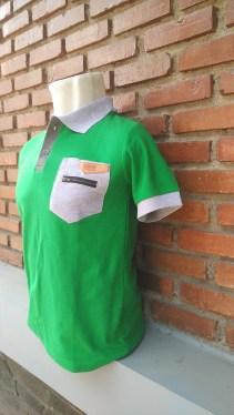 polo shirt variasi kulit