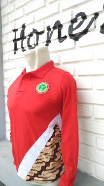 polo shirt batik