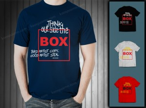 kaos think outside the box #2