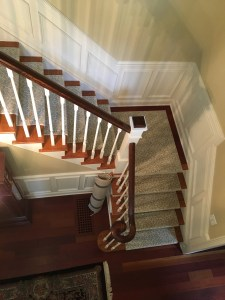 Kaoud Stair Install