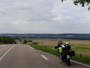 Durch das Herz Frankreichs