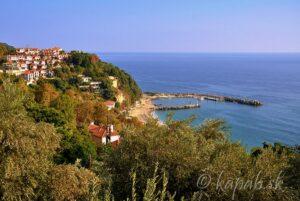 Agios Ioannis, cesta jednosmerná, Pelion
