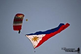 the Flag Jump