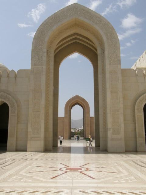 oman moskee muscat