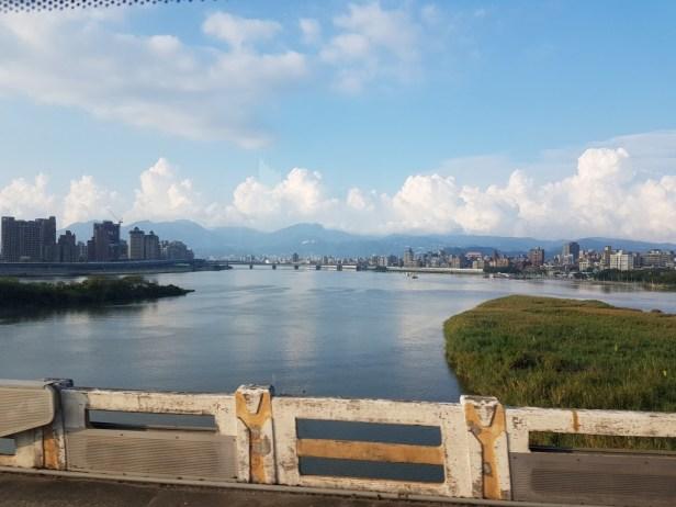 busrit naar Taipei