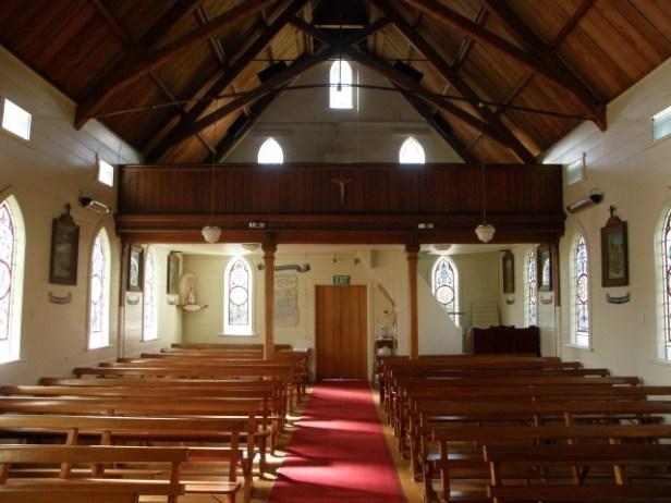 Puhoi Bohemian church