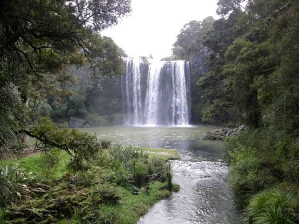 Whangarei waterval