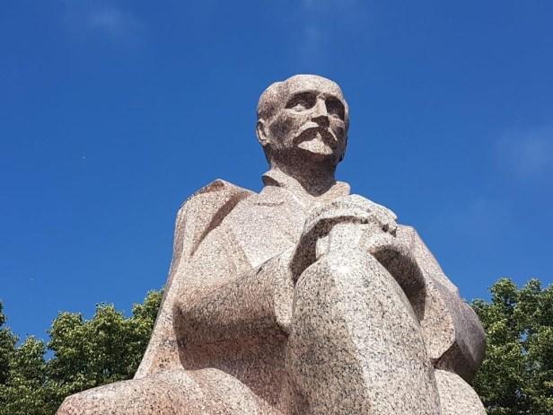 Riga standbeeld