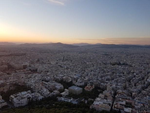 Athene uitzichtpunt