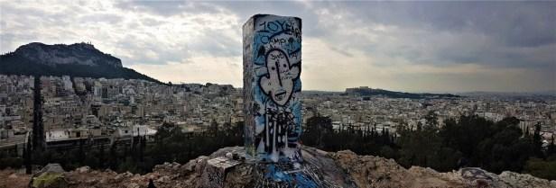 Athene Strefi uitzicht