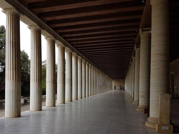 Agora Museum Athene