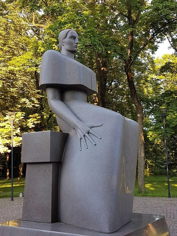Siauliai standbeeld