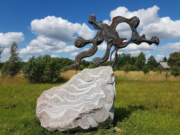 Moderne kunst in Letland