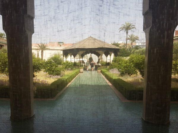 Le jardin secret marrakesh
