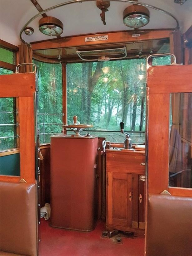 Arnhem openluchtmuseum tram