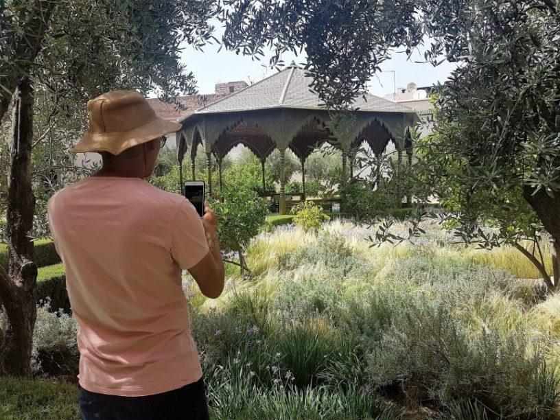 marrakesh jardin secret