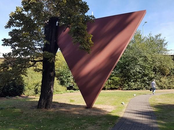 Rückriem Skulpturenpark Köln