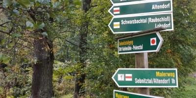 tips en hints voor wandelen in sachsische schweiz
