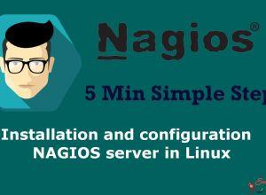 How To Install Nagios 4.x Server/Client - Part 1