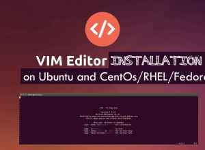 How to install VIM on Ubuntu and CentOs/RHEL/Fedora