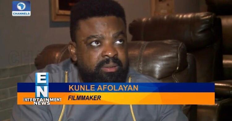 Kunle Afolayan's exclusive interview with Channels Television