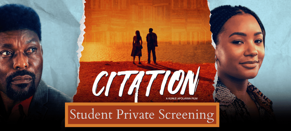 Golden Effects/KAP Motion Pictures Partner with Ford Foundation to Screen Citation for Students