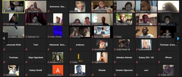 Watch: Our Zoom Conference with the Brains behind Citation + Arise Tv's Exclusive Interview with the Director Kunle Afolayan