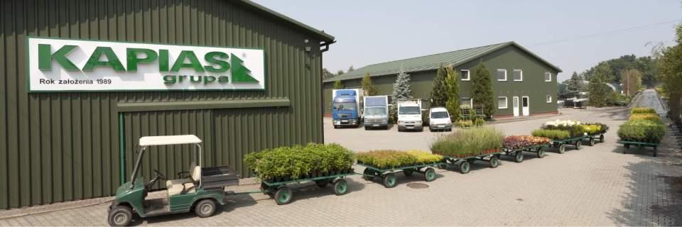 centrum logistyczne, flota samochodowa
