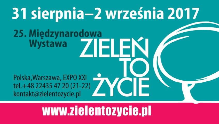 Grupa Kapias Zieleń to Życie, Warszawa 2017