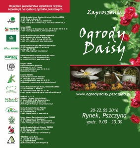 Grupa Kapias Ogrody Daisy Pszczyna 2016