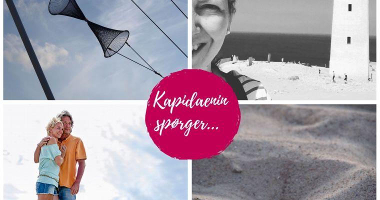 Kapidaenin spørger … Claudia und Ralph von MeerART