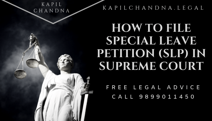 File Special leave petition meaning of special leave petiton