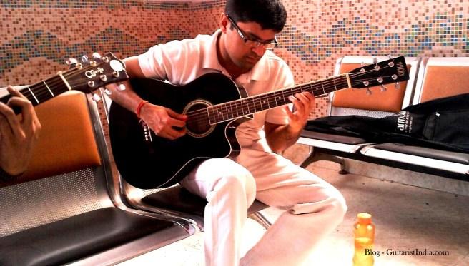 Guitarist India 4