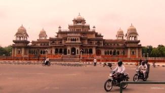 Albert Hall Jaipur, Rajasthan