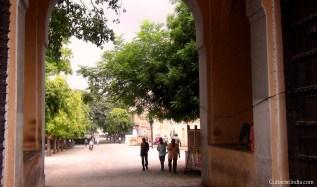 Hawa Mahal Entrance Image