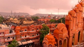 Hawa Mahal in Jaipur Image