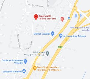 maps google Kapimahé