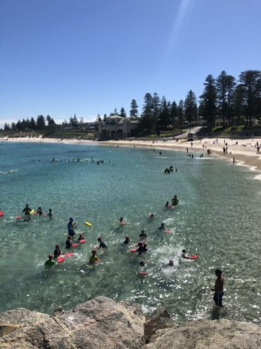 Cottesloe swimming (2)