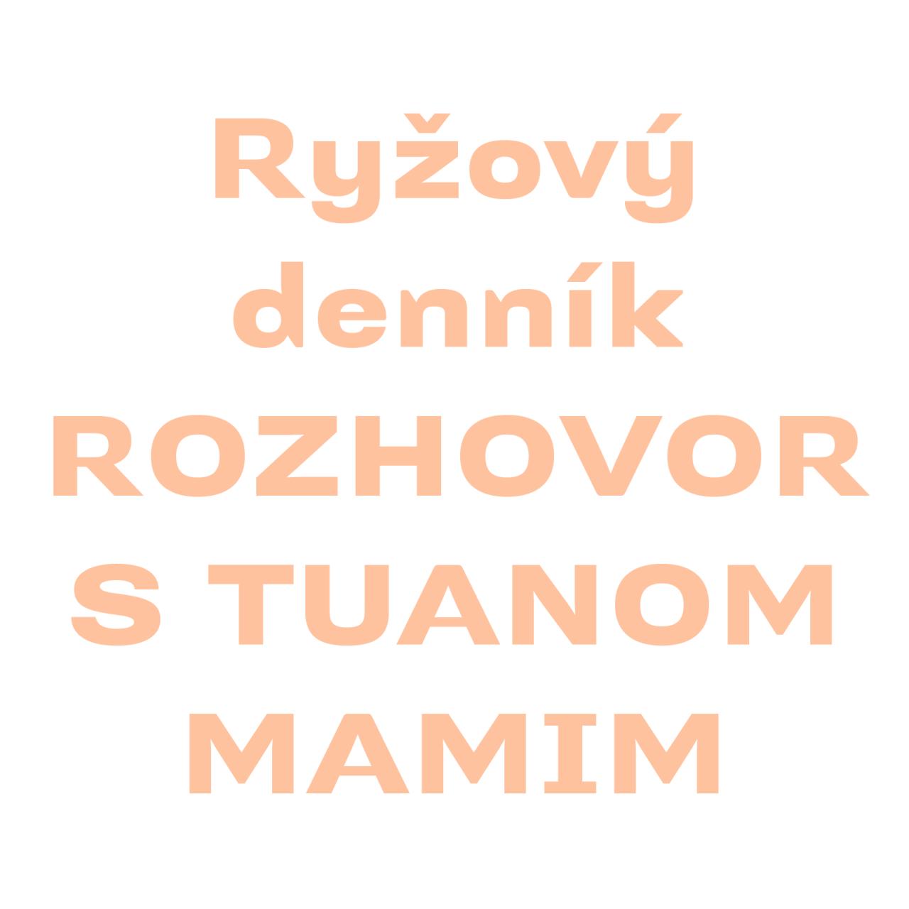 Ryžový denník. Rozhovor s Tuanom Mamim