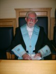 Worshipful Master J Hatwell