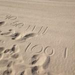 Tracking Gabe Kapler's sprints in the sand