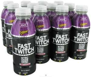 Fast Twitch supplement