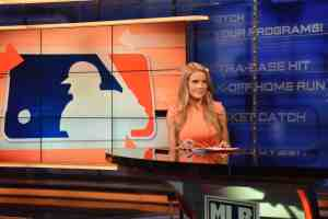 Kelly Nash on MLB Network